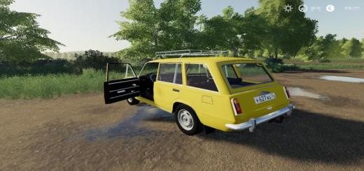 Photo of FS19 – Vaz 2102 V1