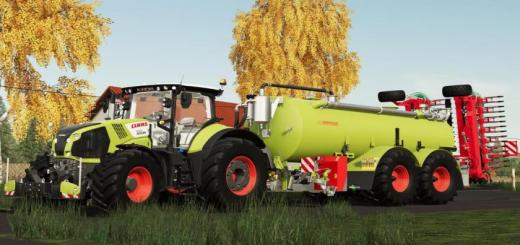 Photo of FS19 – Veenhuis Premium Integral 20000 V1.1