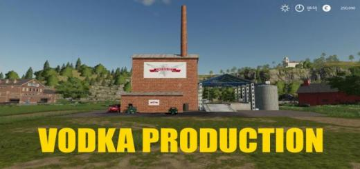 Photo of FS19 – Vodka Production V1