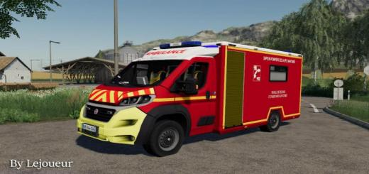 Photo of FS19 – Vsav Fiat Ducato V1