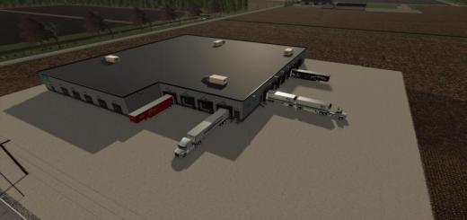 Photo of FS19 – Warehouse V1