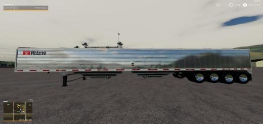 Photo of FS19 – Wilson Quad Axle Trailer V1
