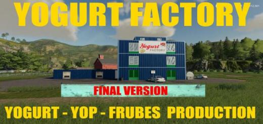 Photo of FS19 – Yogurt Production Final Version