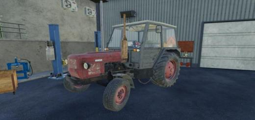 Photo of FS19 – Zetor 6711 Tractor V1