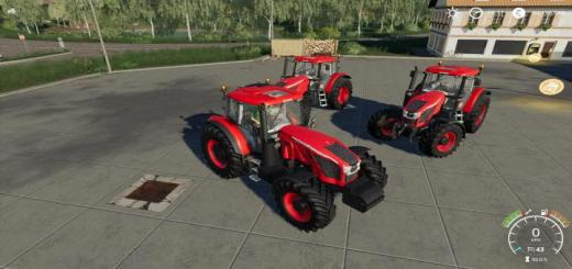 Photo of FS19 – Zetor Crystal 150/160 Tractor V2