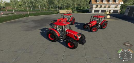 Photo of FS19 – Zetor Forterra Hd 130/150 Tractor V2