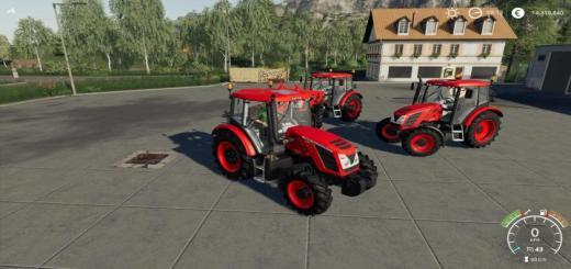 Photo of FS19 – Zetor Proxima Power 100/120 Tractor V2