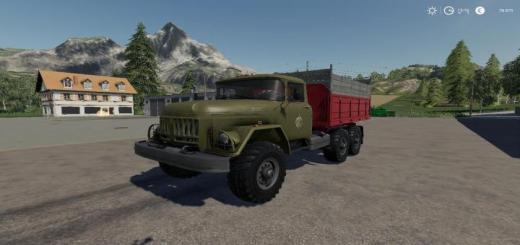 Photo of FS19 – Zil 131 Truck V1.2