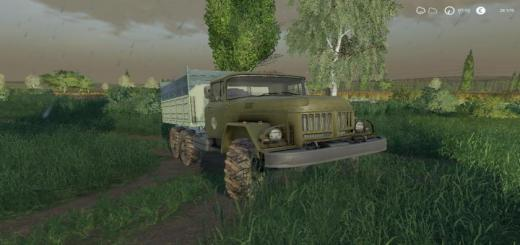 Photo of FS19 – Zil 131 Truck V1