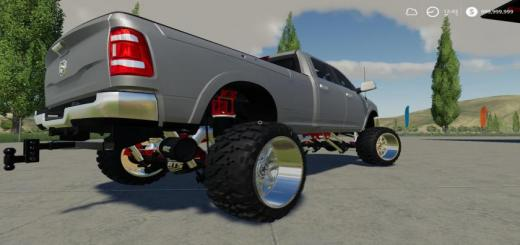 Photo of FS19 – 2019 Ram 2500 Tradesman V3