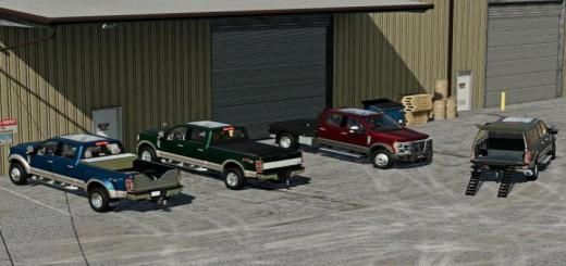 Photo of FS19 – 2020 Ford F-Series 250-450 V2