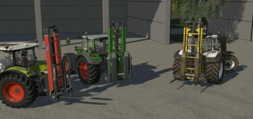 Photo of FS19 – 3 Point Forklift V1