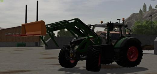 Photo of FS19 – Alo Frontloader Trima And Quicke V1