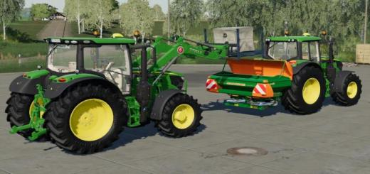 Photo of FS19 – Amazone Za-M V1.1