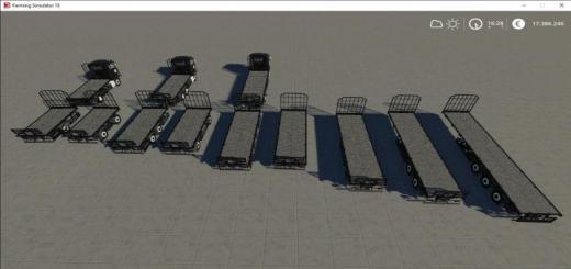 Photo of FS19 – Atc Cargo Transportation Pack V2