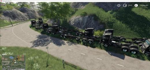Photo of FS19 – Atc Chassis Pack V4