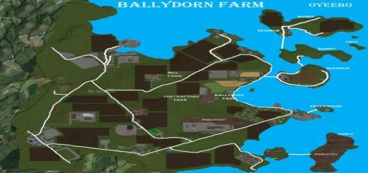 Photo of FS19 – Ballydorn Farm 19 Map V2.2.2