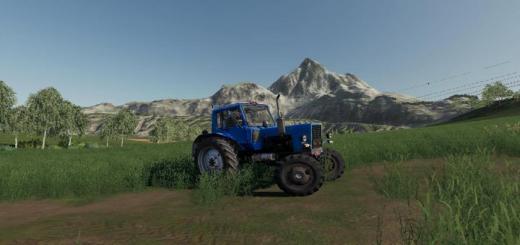 Photo of FS19 – Belarus Mtz 82 Tractor V1