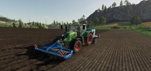 Photo of FS19 – Bonnel Unidisk V1