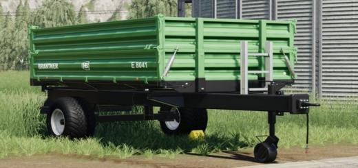 Photo of FS19 – Brantner E 8041 Trailer V1