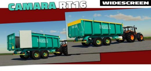 Photo of FS19 – Camara Rt16 Trailer V2