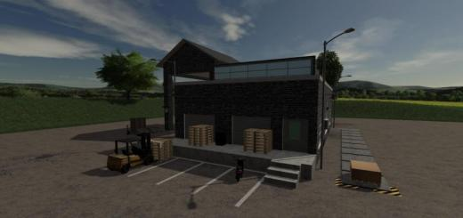 Photo of FS19 – Carton Factory V1
