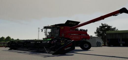 Photo of FS19 – Case Ih Axialflow – Harvesting Services Michal Horak V1