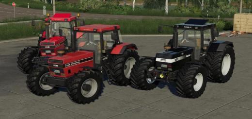 Photo of FS19 – Caseih 1255/1455 Xl Tractor V1