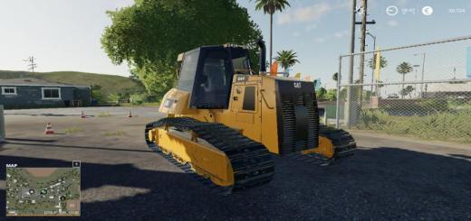 Photo of FS19 – Caterpillar D6K Winch Dozer V1