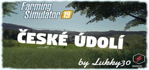 Photo of FS19 – Ceske Udoli Fix Save V1
