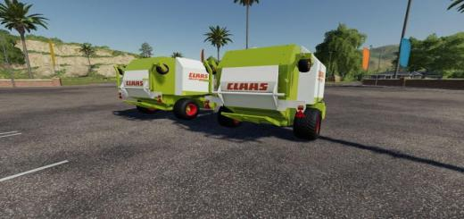 Photo of FS19 – Claas Rollant 250 And 250 Rotocut V1.7