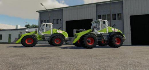 Photo of FS19 – Claas Torion 1511 V1