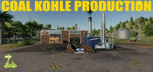 Photo of FS19 – Coal Kohle Production V1