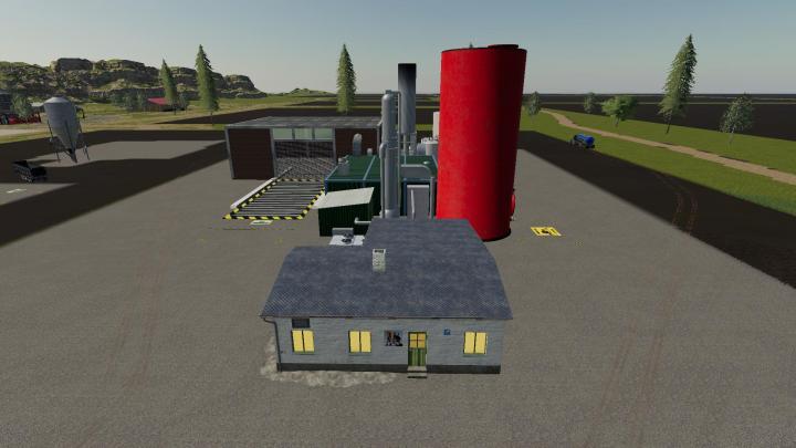 FS19 - Crude Oil Refinery V1