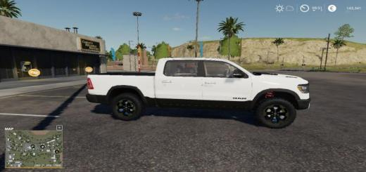 Photo of FS19 – Dodge Rebel 1500 V1