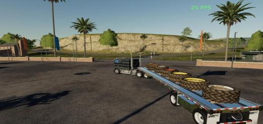 Photo of FS19 – Duals On A Pallet V1