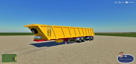 Photo of FS19 – Edwards Trailer V1