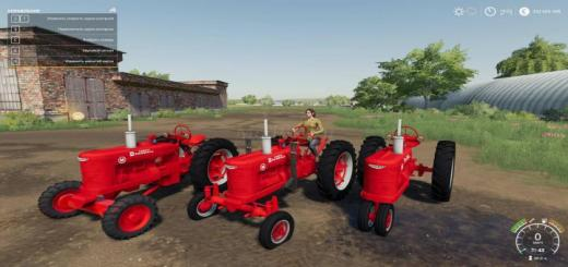 Photo of FS19 – Farmall M V2