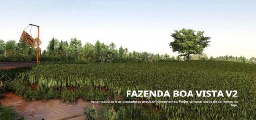 Photo of FS19 – Fazenda Boa Vista Map V2