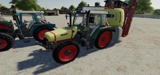 Photo of FS19 – Fendt 380 Gta Turbo Tractor V1