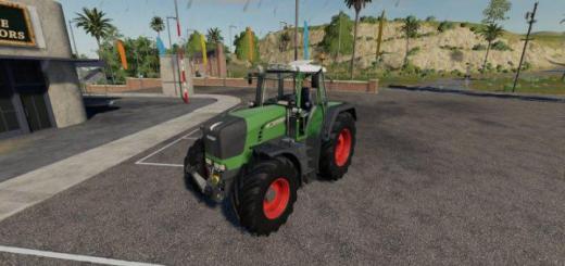 Photo of FS19 – Fendt 930 Vario Tms Tractor V1
