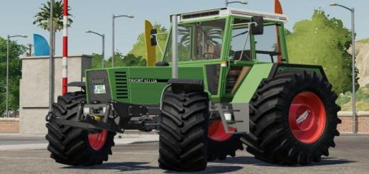 Photo of FS19 – Fendt Favorit 600 Lsa Pack V1.2
