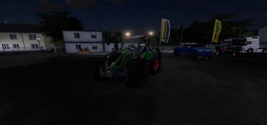 Photo of FS19 – Fendt Vario 700 Tractor V1.0.1.0