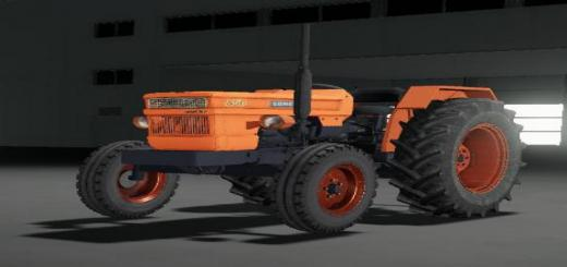 Photo of FS19 – Fiat 850 Tractor V2
