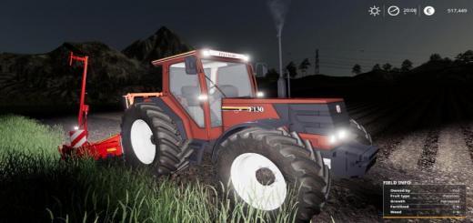 Photo of FS19 – Fiat F130 Tractor V2.2