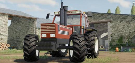 Photo of FS19 – Fiatagri 180-90 Tractor V1