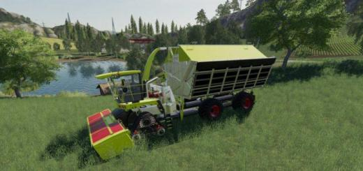 Photo of FS19 – Forage Harvester Chaefer V1.0.3