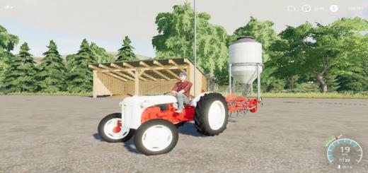 Photo of FS19 – Ford 8N Early Narrow Tires V1