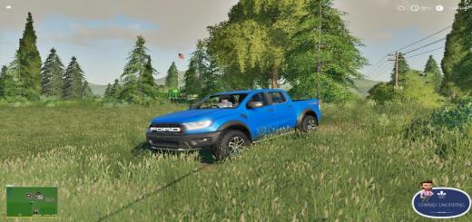 Photo of FS19 – Ford Ranger Raptor 2019 V1