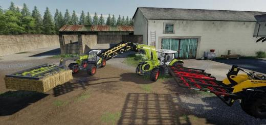 Photo of FS19 – Fork Lizard Spino With Claws V1